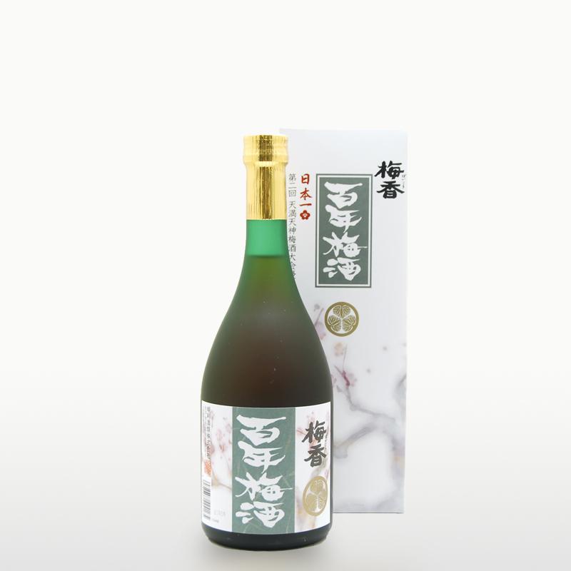 本格梅酒 百年梅酒