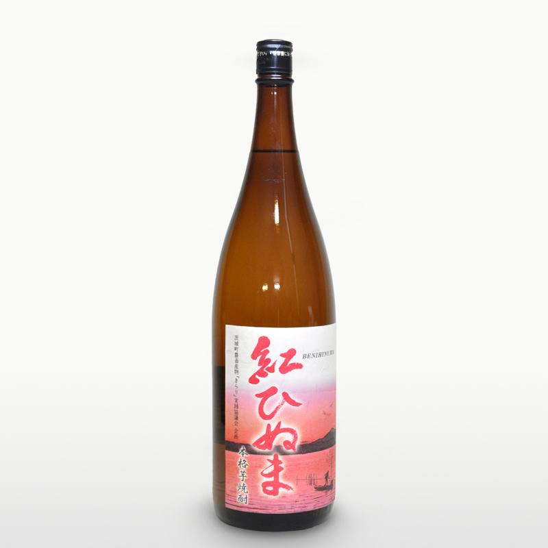 本格芋焼酎 紅ひぬま(25%)