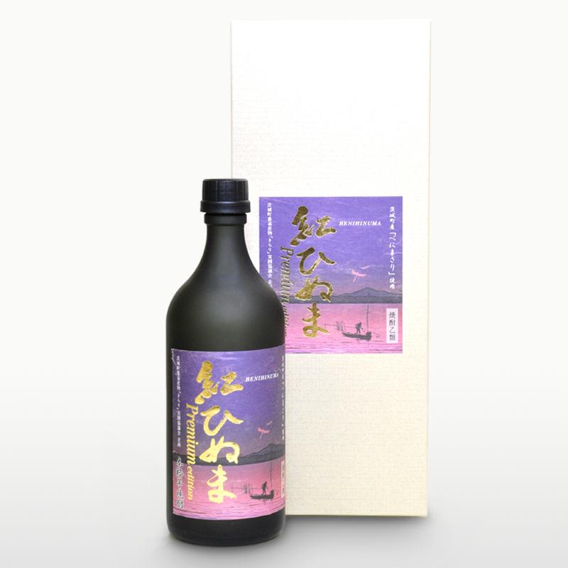 本格芋焼酎 紅ひぬま プレミアム(35%)