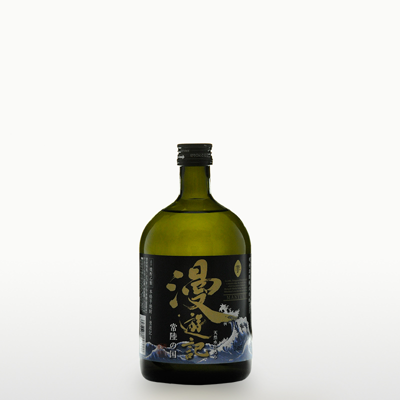本格芋焼酎・漫遊記(alc.25%)