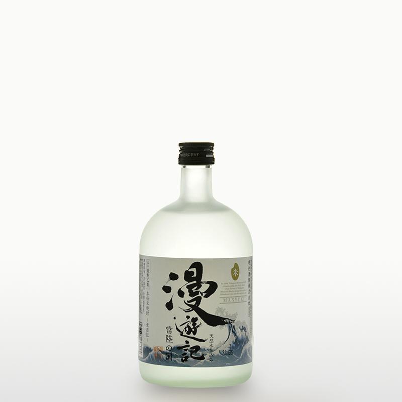 本格米焼酎・漫遊記(alc.25%)