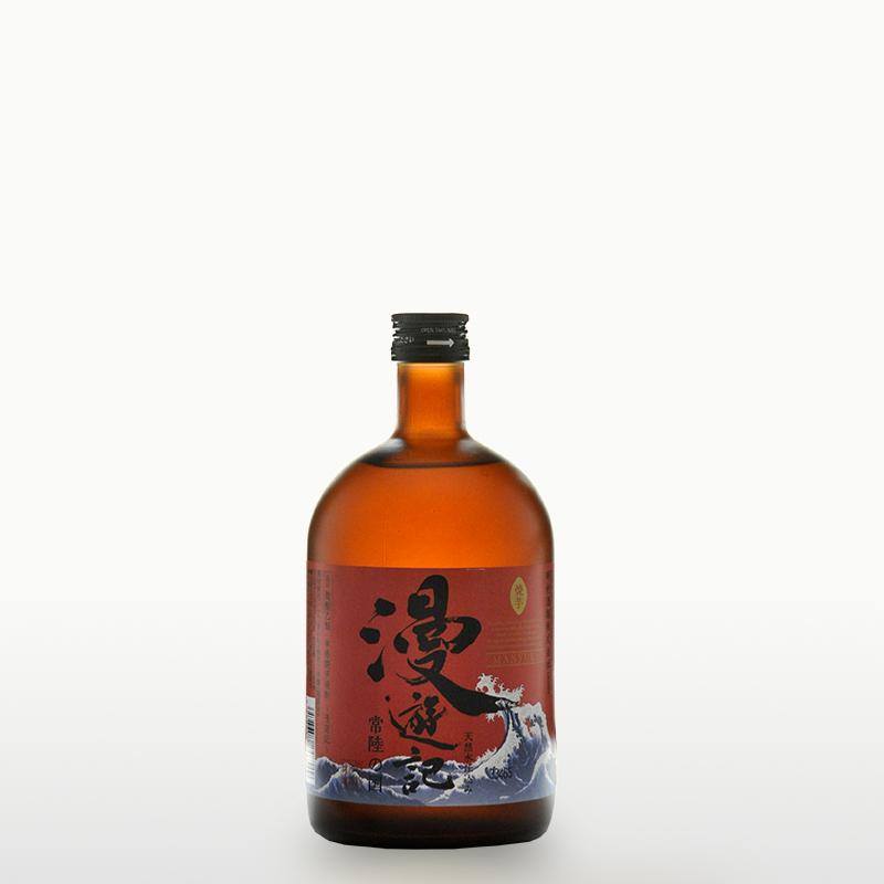 本格焼芋焼酎・漫遊記(alc.25%)