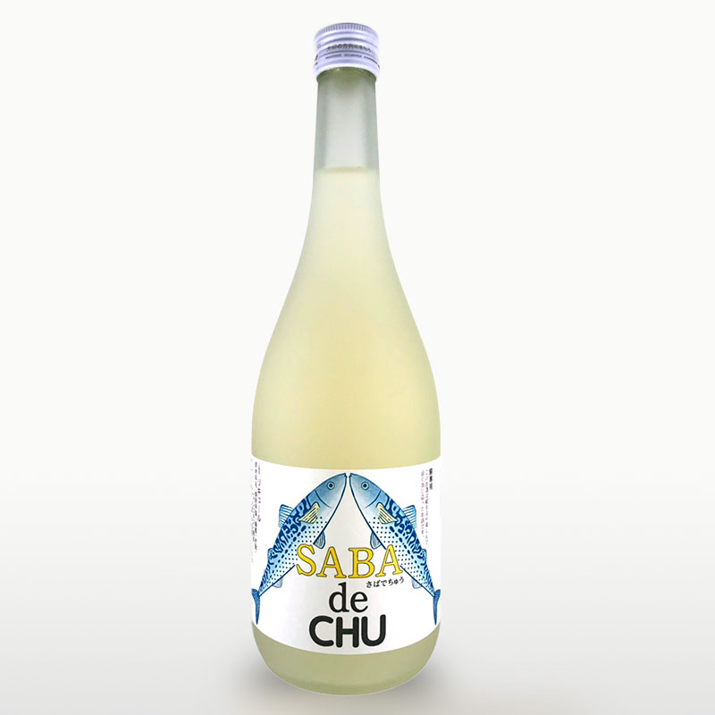 SABA de CHU(さばでちゅう) 720ml