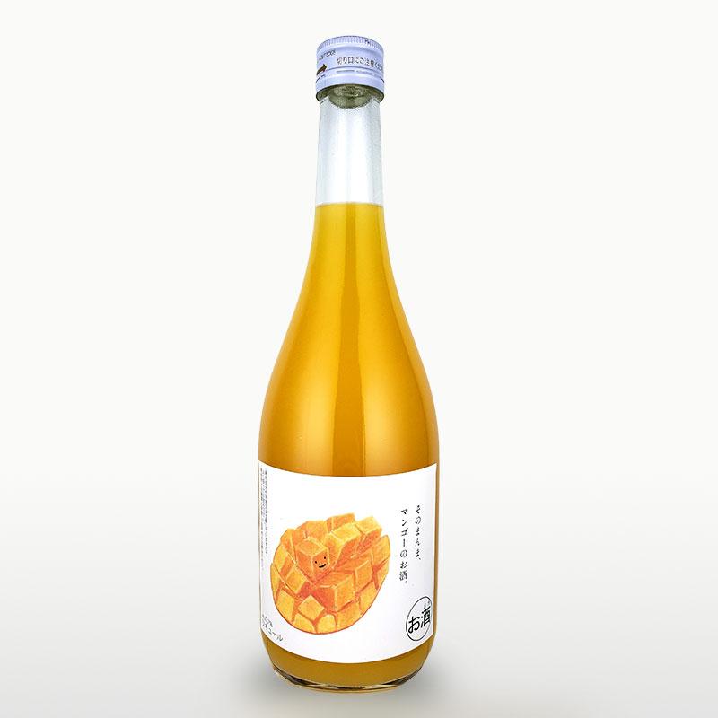 そのまんまマンゴーのお酒