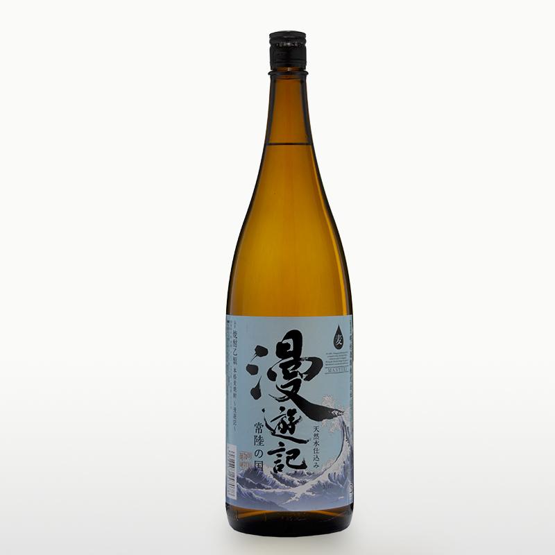 本格麦焼酎・漫遊記(alc.25%)