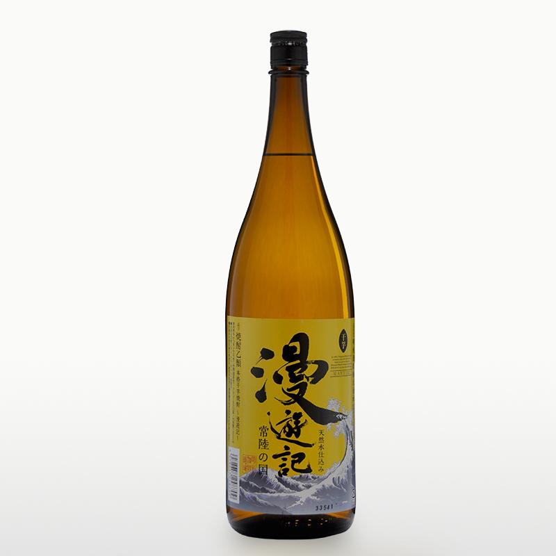 本格干し芋焼酎・漫遊記(alc.25%)