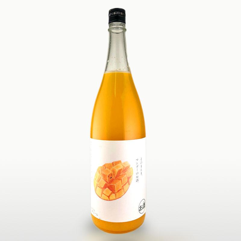 そのまんまマンゴーのお酒 1.8L
