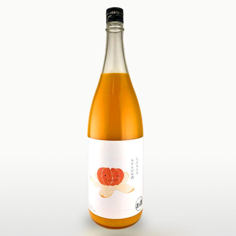 そのまんまみかんのお酒 1.8L