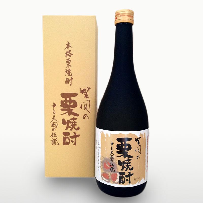 笠間の栗焼酎 十三天狗の伝説 720ml